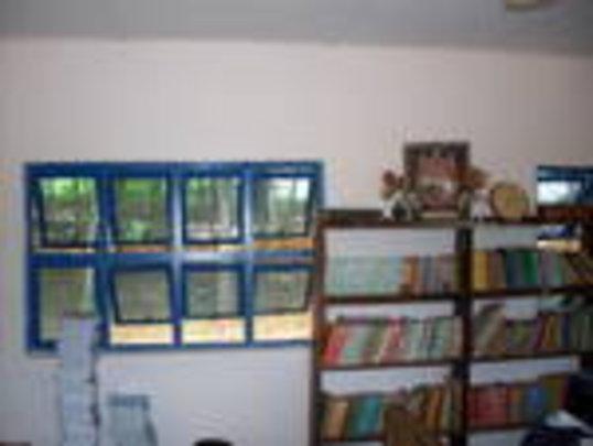 Freshly painted interior
