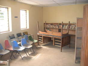 Current Library furniture