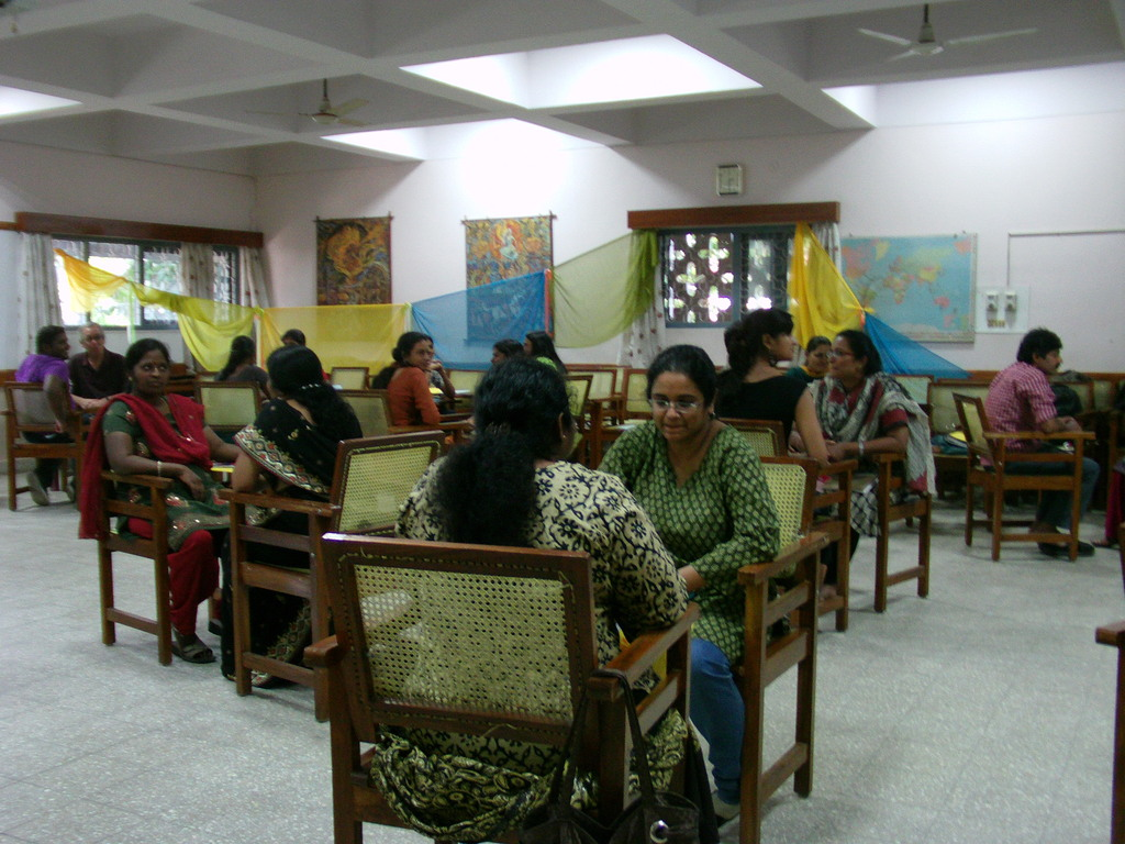 Life Skill Facilitation Workshop for Teachers