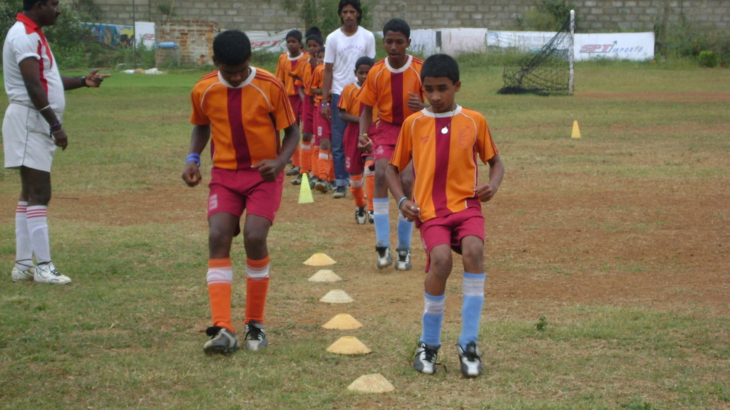 Dream Football Program
