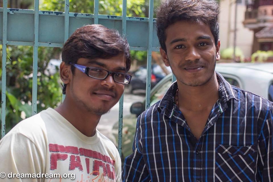 Dhanraj & Keerthi in the US Exchange Program