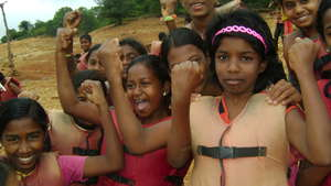 Children at a Dream Adventure Program