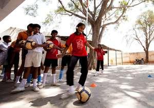 Life skills through sports