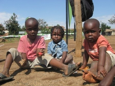Supporting 1000 Orphans with Sport In Rural Kenya