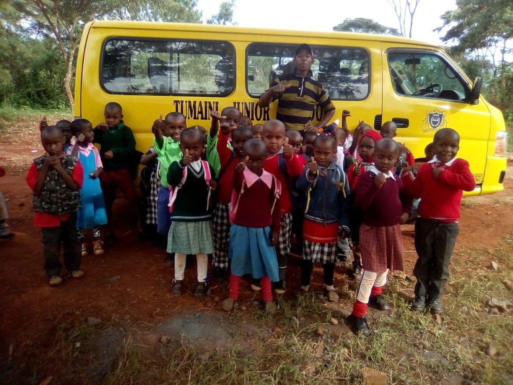 Tumaini 'Hope' Environmental Academy Kenya
