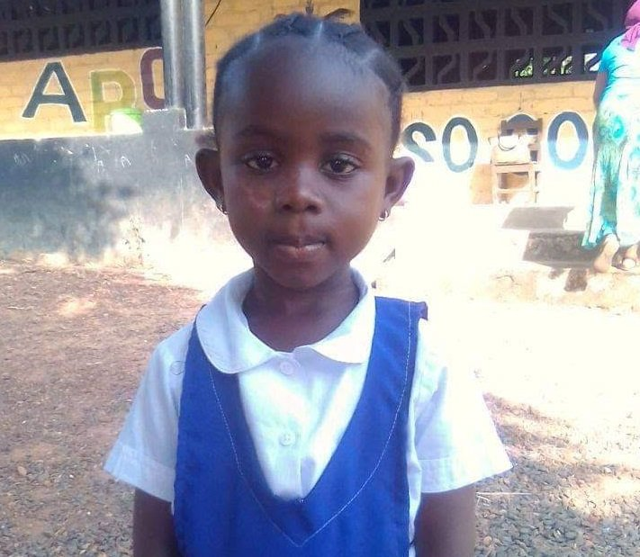 Help Future Liberian Leader Mary Go to School