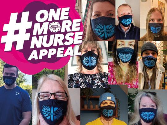 #OneMoreNurse Appeal
