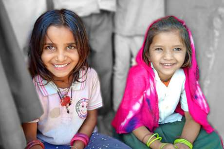 Safe Environment for 2,500 Children in India