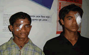 Eye Surgery Patients