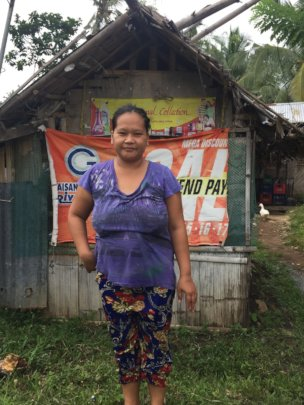 Field visit in order to assess need for latrines