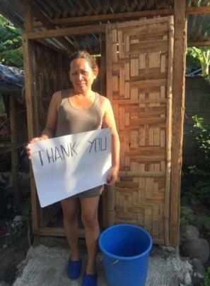 Provision of toilet