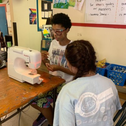 Sewing Classes with Whitney Manney