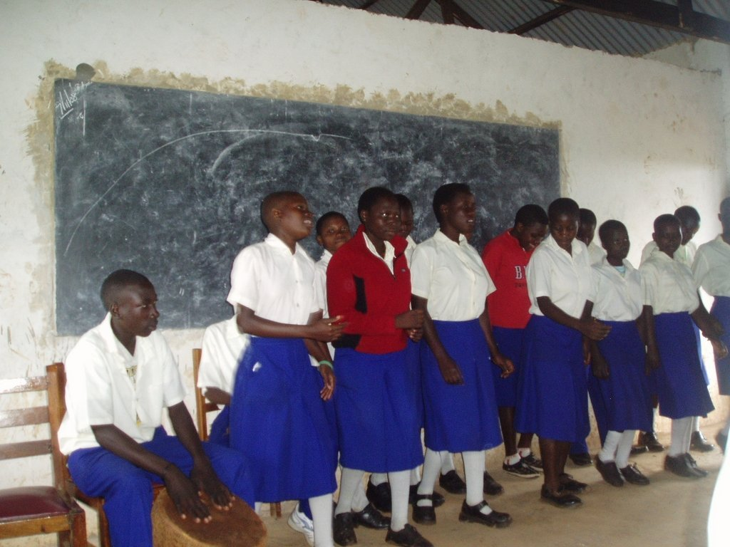 Educating Disadvantaged Children in Uganda