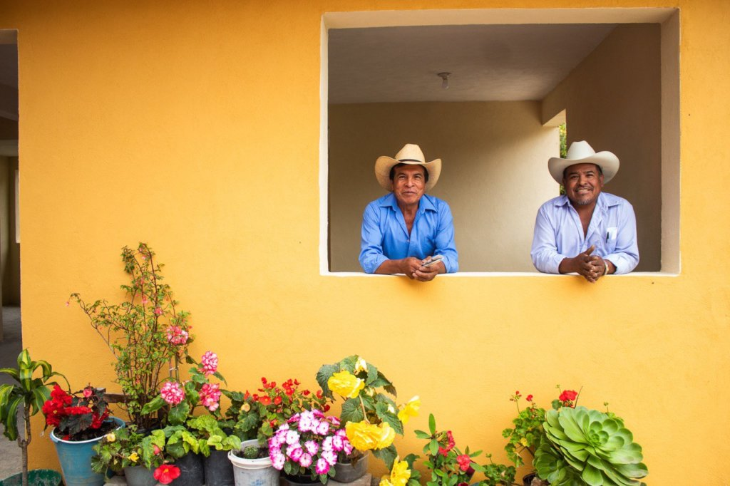 Tamakepalis: Rebuilding their dwellings in Puebla
