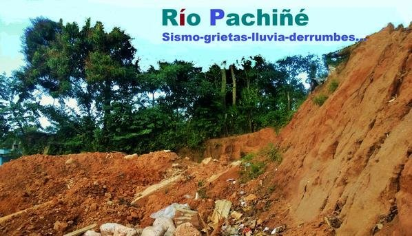 Restoration of habitat and home in Rio Pachine