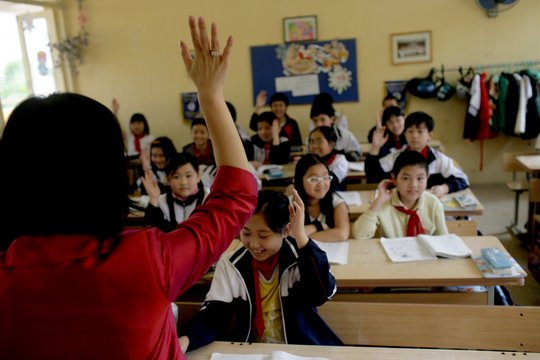 Provide Scholarships for At-Risk Girls in Vietnam