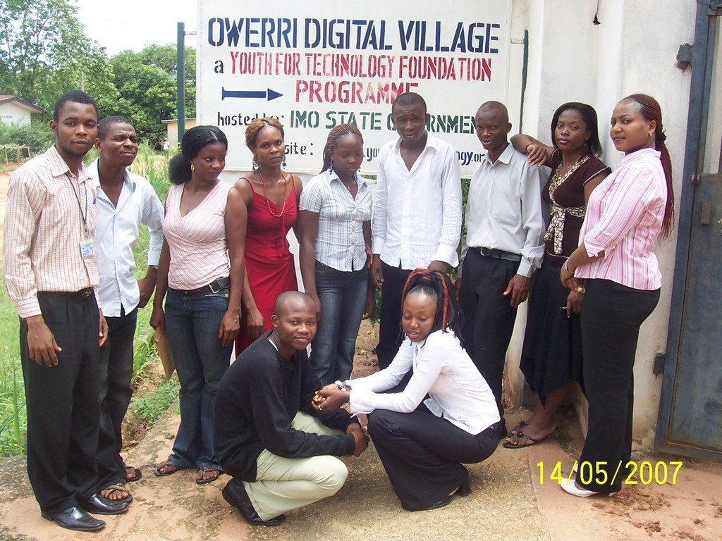 Sustainable Building for Owerri Digital Village