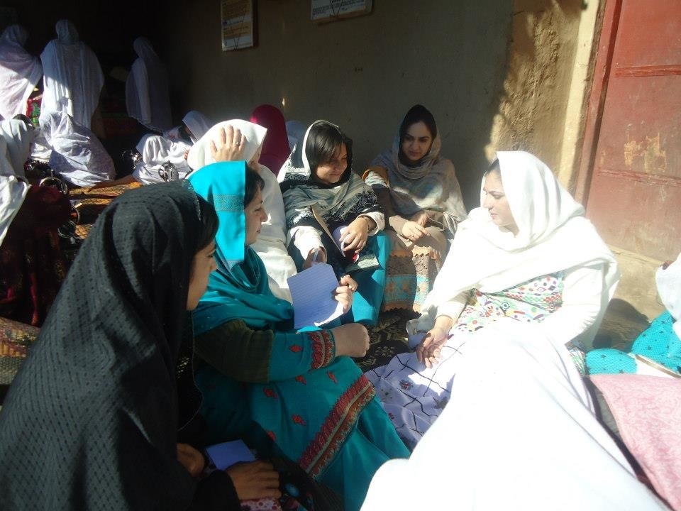 Khudmukhtar - A micro finance initiative