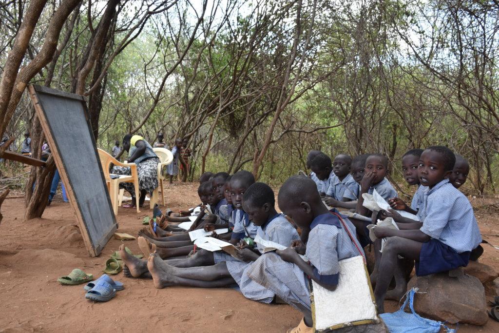 Educating Impoverished Children in Kenya