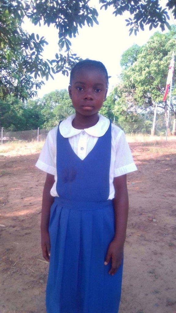 Help Future Liberian Leader Marthline Go to School