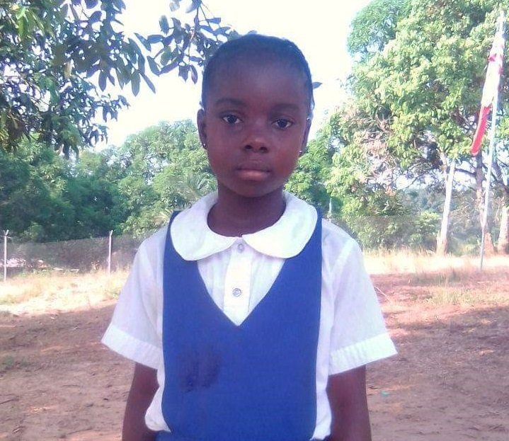 Help Future Liberian Leader Marthline Go to School