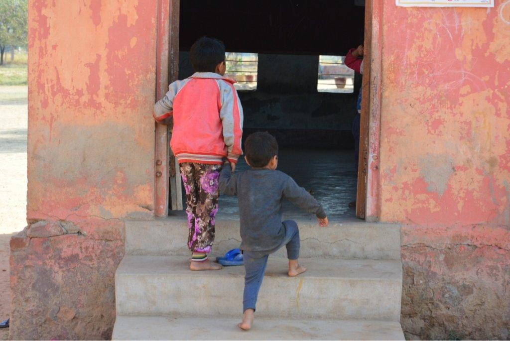 Educate 200 Children Near Ranthambore, India