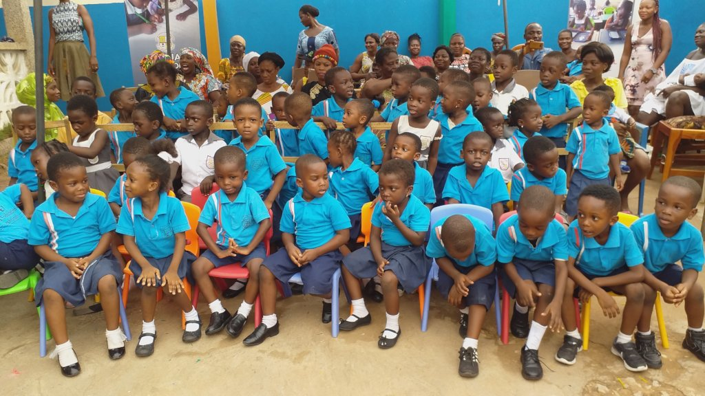 Building the Foundation for a Permanent School