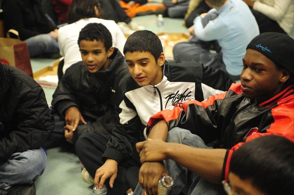 Metro D.C. Youth Service Initiative