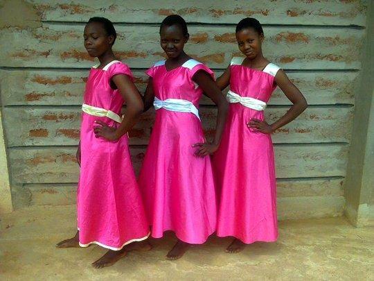 Kitui Students Prepare For Graduation