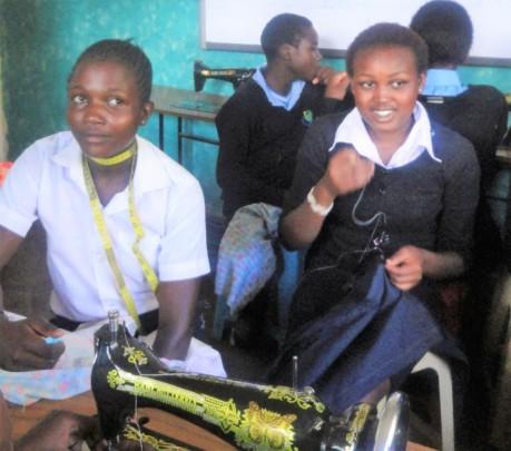Dressmaking, Fashion & Fabric Students