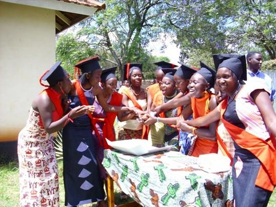 Nairobi Graduates Celebrate