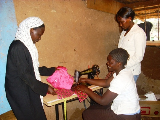 Graduates at Work in Kibera