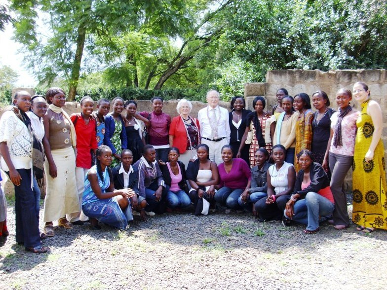 Graduates of Seed of Hope