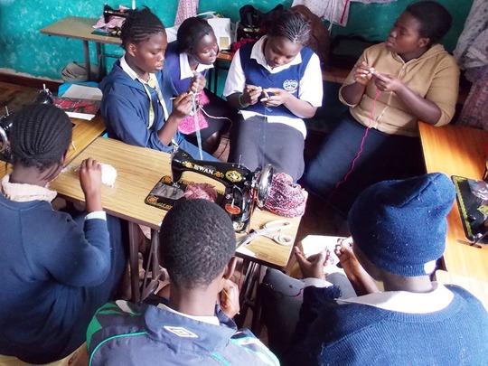 Craft Class in Nairobi