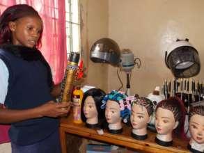 Kitui Hair and Beauty Demo