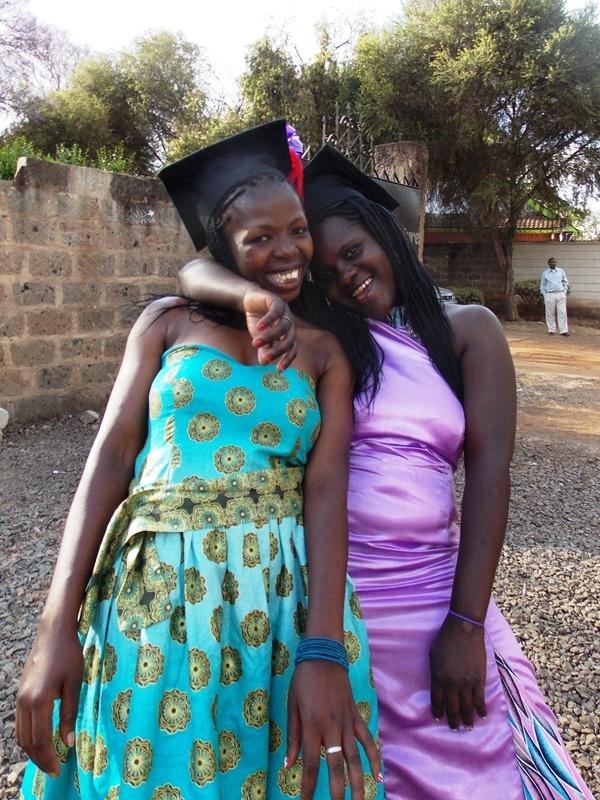 Graduates in Nairobi