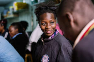 Fashion and Design students - Seed of Hope Nairobi