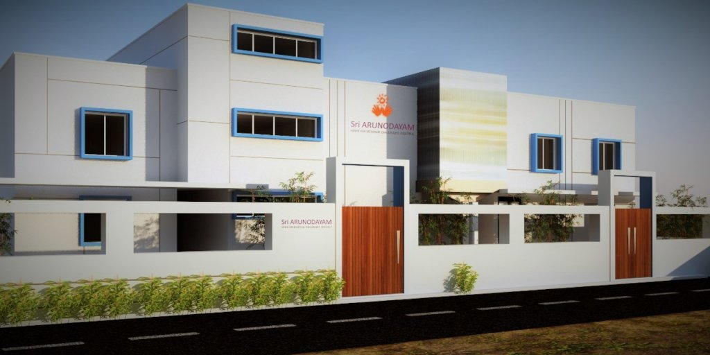 3D view of the proposed home
