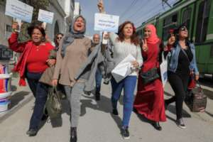 Support Young Women Activists in the Middle East