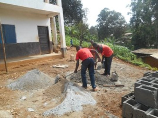 pictures of the Toilet works