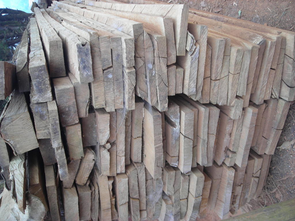 Timber ready for Decking  boxes