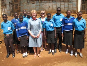 Volunteers with the Prefects