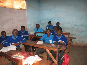Year One Students in class