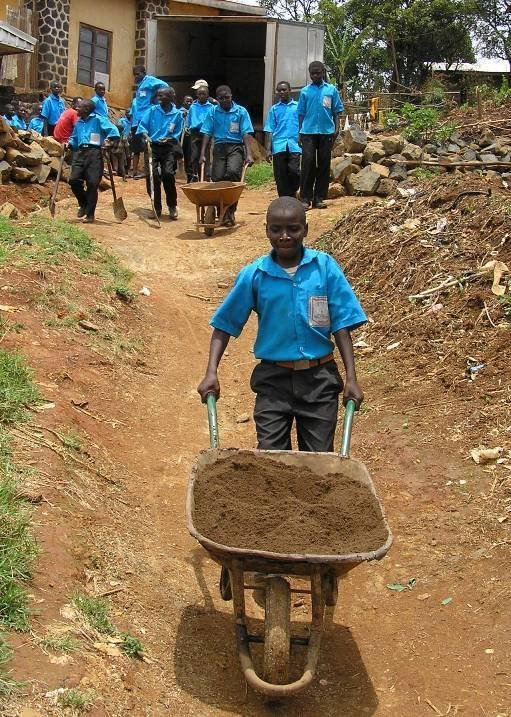 Provide education for 100 orphans in Cameroon