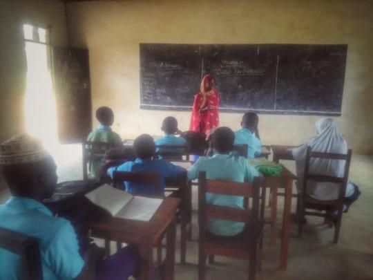 Sada Teaching in Primary School
