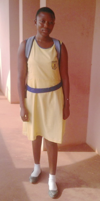 Faima dreams of becoming a doctor