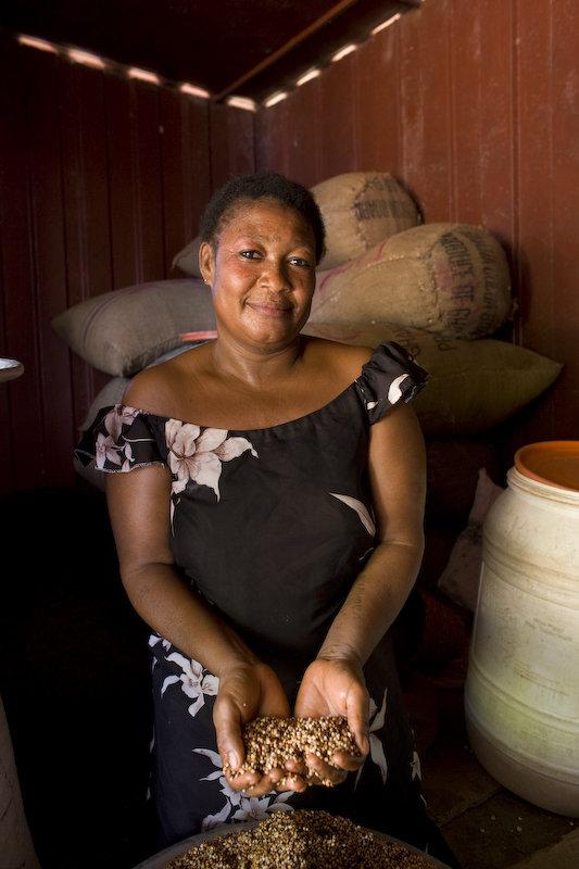 WomensTrust Loan Client Mary Atuauba