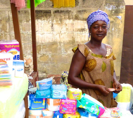 Support Entrepreneurial Drive of Women in Ghana