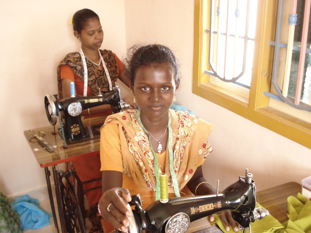 Train and Employ 1500 impoverished women in India
