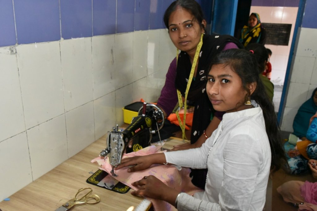Sewing Center a Women's Empowerment Initiative